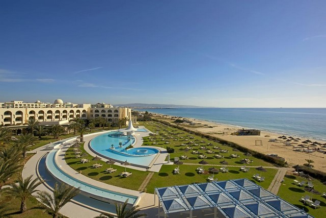 Iberostar Averroes Hotel & Resort 4* Premium, Тунис
