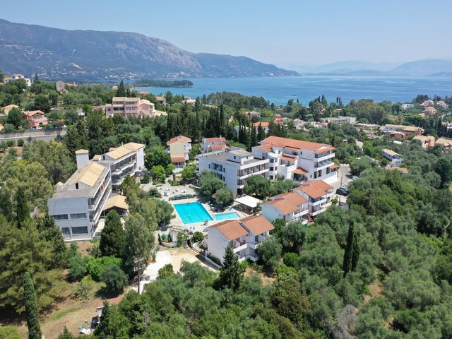 Dassia Holiday Club 3* Standard, о-в Корфу
